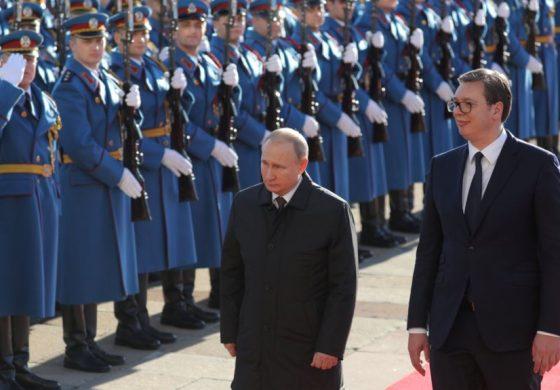 TARIFAT E KOSOVËS NDAJ SERBISË/ Putin: Veprimet e Prishtinës rrezikojnë destabilizimin e Ballkanit