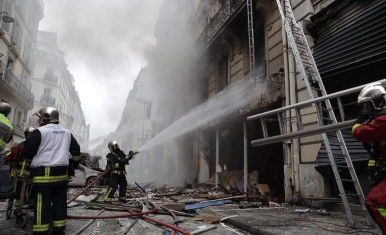 TRONDITET PARISI/ Shpërthim i fortë në kryeqytet. Raportohen të plagosur