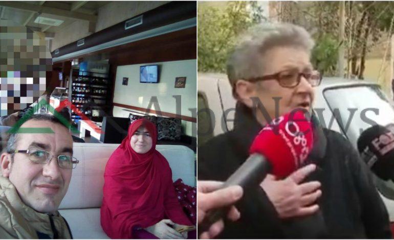 """""""MEZI E BËNË VAJZËN""""/ Flasin fqinjët e 44-vjeçarit që vrau gruan në Tiranë: Jemi të… (VIDEO)"""