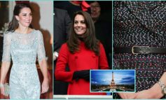 DISA LEKSIONE PRINCESHE/ Ja AKSESORËT dhe RROBAT që vesh gjithmonë Kate Middleton në Paris (FOTO)