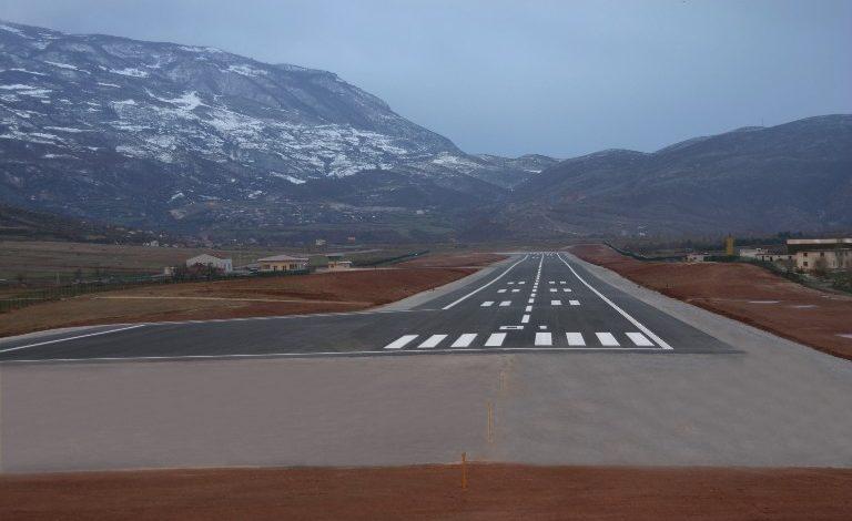 """REGJISTROHET """"KUKËS INTERNATIONAL AIRPORT""""/ Ja aksionerët dhe kapitali i kompanisë së re"""