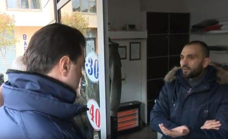 """""""FUND GRUSHTIT TË SHTETIT""""/ Basha """"ULËRET"""" nga Pogradeci: Më 16 shkurt…"""