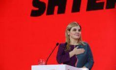 """""""S'DO KISHA REZISTUAR DOT""""/ Monika Kryemadhi: Arma ime më e fortë në politikë, sinqeriteti"""