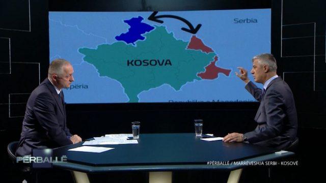 MARRËVESHJA KOSOVË-SERBI/ Thaçi: Mund të arrihet në 2019