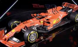 """F1""""BOTËRORI 2019""""/ Prezantohet makina Ferrari """"SF-90"""", ja pse është vënë ky emër... (FOTO)"""