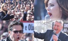 """POST PROTESTA/ Portretet e ligjvënësve opozitarë që """"frymëzuan"""" tubimin para Parlamentit, nga Grida te Monika (FOTO)"""