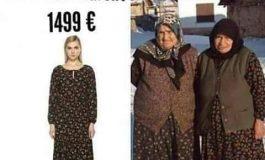 FUSTANI 1500€/ Kush e veshi më bukur, modelja e YSL apo...nonat? (FOTO)
