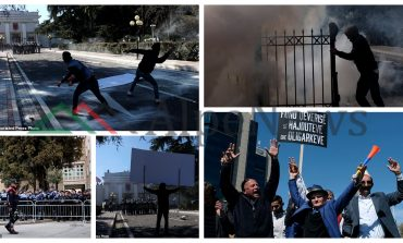 ARTIKUJT/ Mediat ndërkombëtare njëzëri: Opozita nuk pranon dialogun, proteston me DHUNË (PAMJET)