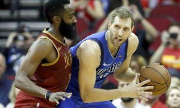 """NBA/ Nowitzki një legjendë, renditet në """"top-3"""" lojtarët me më shumë ndeshje"""