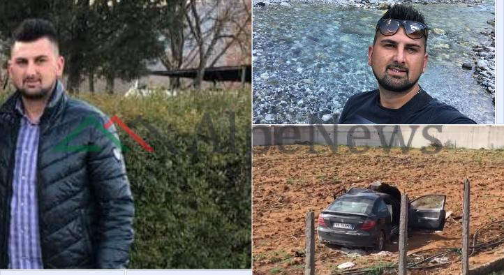 """""""MAKINA FLUTUROI NË ARA""""/ Ja kush është 26 vjeçari që humbi jetën nga aksidenti në Shkodër. Ishte me… (EMRI+FOTO)"""