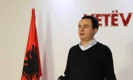 """""""NDRYSHIMI NUK ËSHTË...""""/ Albin Kurti: Zgjedhjet e reja janë të nevojshme"""