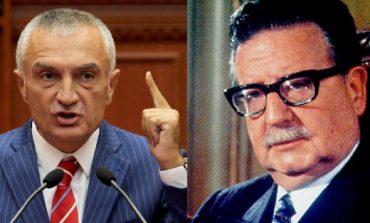 """SKICE SATIRIKE/ Ku ndryshon Ilir Meta nga Salvador Allende dhe pse nuk """"do e vrasi veten""""!"""
