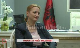 """E QUAJTI """"MADAM FALIMENTI""""/ Ministrja e re e Ekonomisë dhe Financës, e ka një përgjigje për Berishën!"""