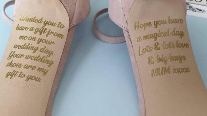 """NË PRAG TË DASMËS/ Çfarë mesazhi """"sekret"""" gjeti vajza nën këpucë nga nëna e saj e ndjerë"""
