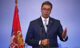 Vuçiç: Kosova nuk është sot në OKB, falë meje dhe tre të tjerëve