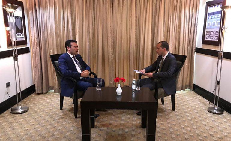 """""""SHQIPËRIA, MIKJA JONË""""/ Zaev: Tirana nuk e ndihmoi Gruevskin, di të gjitha…"""