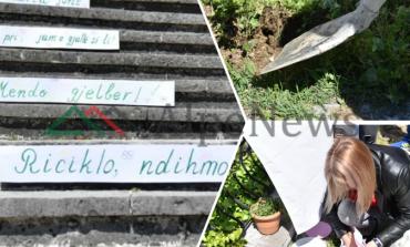 """DITA E PLANETIT/ """"Post of the day"""". Kryebashkiakja e Gjirokastrës: Natyralistët e vegjël kujdesen...   (FOTOT)"""