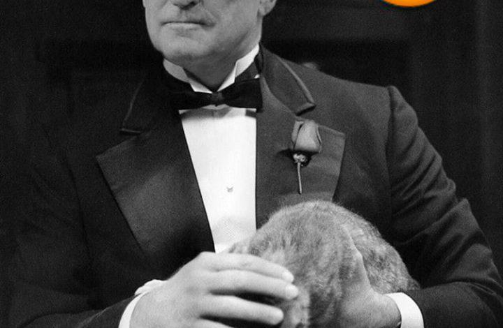 """Zbulohet FOTO E RRALLË e Sali Berishës si """"Godfather"""""""