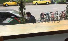 """ROVENA GASHI REFUZOHET SËRISH NGA APELI/ Adriatik Llallën nuk """"e zë vendi"""" duke folur me... """"veten"""" (FOTOT)"""
