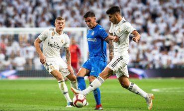 GETAFE-REAL MADRID/ Zidane rrezikon shumë me skuadrën surprizë (FORMACIONET ZYRTARE)