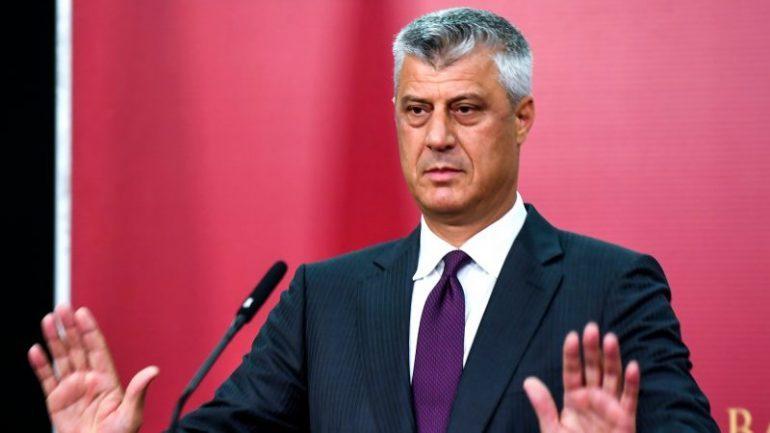 """DËBIMI I 6 """"GYLENISTËVE""""/ Hashim Thaçi merret sërish në pyetje"""