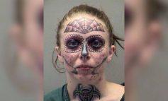 """PAS SULMIT/ Gruaja me """"merimangë"""" në fytyrë arrestohet tre herë brenda 6 muajsh"""