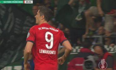 E PABESUESHME NË BUNDESLIGA/ Lewandowski shënon pas asistit të shtyllës, ja goli (VIDEO)