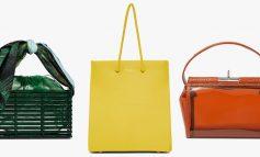 """SEZONI I RINOVIMIT/ 11 çantat që do jenë trendi i pranverës dhe ne """"u çmendëm"""" pas tyre"""