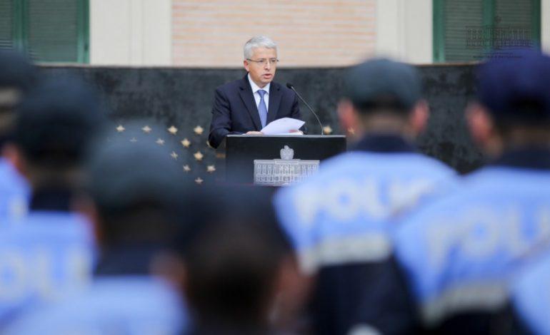 LUFTA KUNDËR KRIMIT/  Lleshaj e Veliu takim me SHISH-in e Policinë në Elbasan