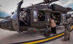 """MARRËVESHJA ME SHBA-NË/ Helikopterë """"Black Hawk"""" për Forcën Ajrore (FOTO)"""