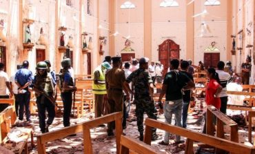 BILANC I FRIKSHËM NGA SHPËRTHIMET NË SRI LANKA/ 290 të vdekur dhe mbi 500 të plagosur
