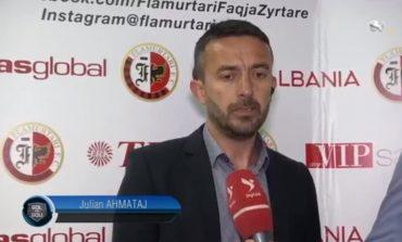 PAS BARAZIMIT ME FLAMURTARIN/ Trajneri Ahmetaj: Kanë bërë një punë kolosale, duhet të...