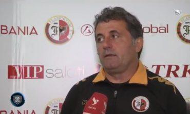 PAS BARAZIMIT ME LUFTËTARIN/ Trajneri Daja: Nuk duhet të jemi egoist, Fati ka qenë me...