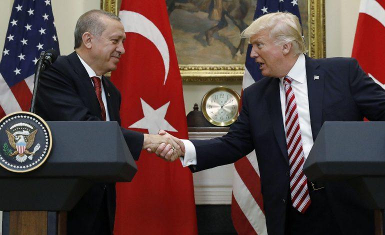 """""""MUND TË NDODHË...""""/ Erdogan: Së shpejti do të takohem me Trump"""