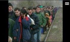 """""""20 VJET PAS LUFTËS""""/ Televizioni zviceran reportazh për Kosovën"""