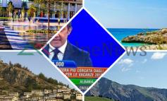 """NË 2018 MË E KËRKUARA NGA.../ Emisioni italian e zbulon, i jep """"jeshilen"""" Shqipërisë (FOTO)"""