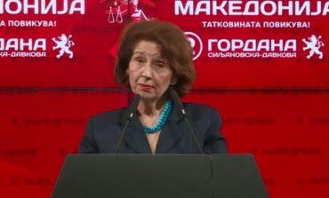 PENDAROVSKI PRESIDENT I MAQEDONISË SË VERIUT/ Siljanovska pranon humbjen