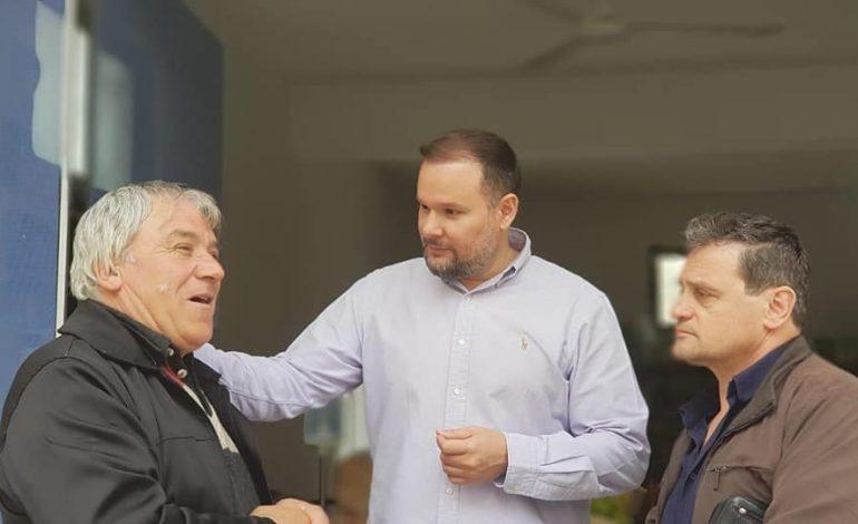 EKSKLUZIVE/ Kandidati i PS për Beratin, Ervin Demo: Kalimi nga zv.ministër në Bashki dhe MANGËSITË në qytetin e 1001 dritareve