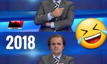 """Reiz Çiço mund të """"ndërrojë"""" dhe fytyrë... por stilolapsin jo!"""