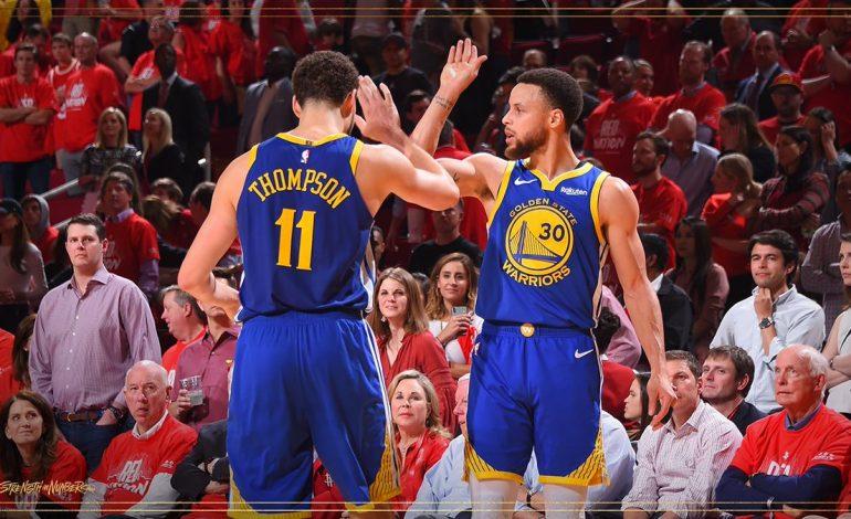 NBA/ Golden State në finalen e Perëndimit për të 5-in vit rresht