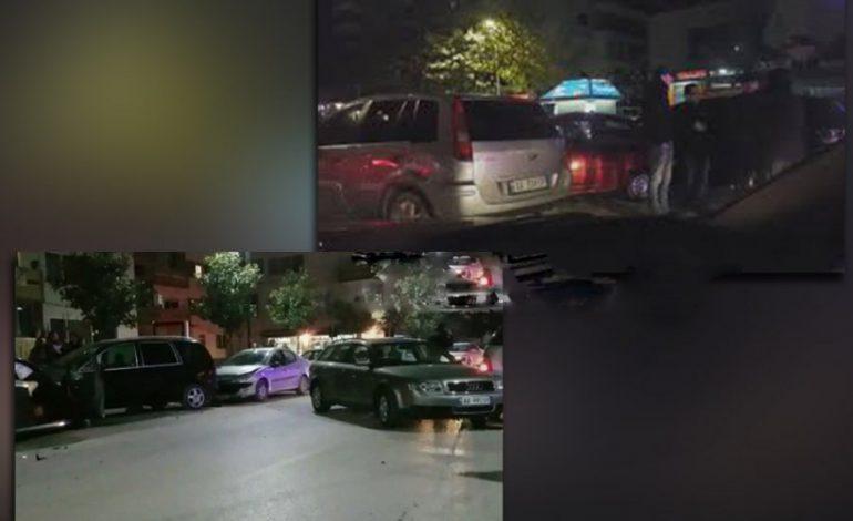 """NDODH NË LEZHË/ Automjeti me shpejtësi """"SKËTERRË"""" përplas 6 makina. Ç'ndodhi gjatë natës (FOTO)"""