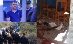 EKZEKUTOI TRE PERSONA PËR NJË SHUPLAKË/ Çfarë ndodhi sot me vrasësin e Matit