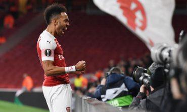 """LIVE/ Valencia-Arsenal, Aubameyang dyfishon epërsinë për """"Topçinjtë"""""""