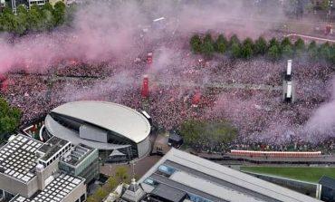 FJALIMI EMOCIONUES/ De Ligt para 100 mijë tifozëve: U treguam të gjithëve çfarë është futbolli (VIDEO)