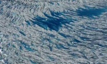 """""""SHTRESAT E AKULLIT PO HUMBASIN...""""/ NASA publikon pamje shqetësuese në Grenlandë (VIDEO)"""