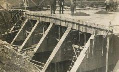 87 VITE MË PARË/ Kur ndërtohej Ura e Lanës në Tiranë  (FOTOT)