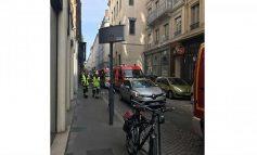 TETË TË PLAGOSUR/ Shpërthim në qendër të Lionit në Francë