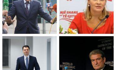 """""""REFORMA NË DREJTËSI DËSHTOI PREJ NDËRKOMBËTARËVE""""/ Nga Berisha tek Meta, liderët që nuk e duan"""