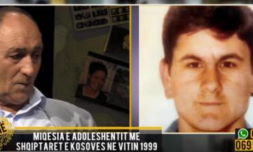 BISEDA E FUNDIT ME NËNËN/ Ndihmonte shqiptarët e Kosovës që i shpëtonin luftës, si u zhduk i riu