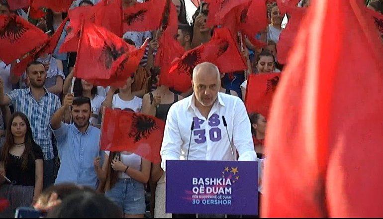 """""""PA MBUSHUR AKOMA 50 VJEÇ…""""/ Rama: E bëmë kryeministër, kryetar parlamenti dhe President, çfarë borxhi i kemi Metës?"""